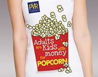 PVR T-Shirt Campaign