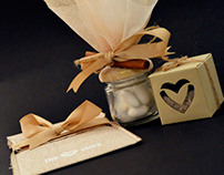 the love story [wedding invitation]