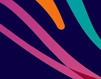 Olympics Past & Present - Exhibition Branding