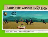 Stop The Aussie Invasion