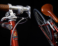 vintage bike by swabdesign