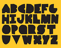 Cut Out The Jams - A Free Font