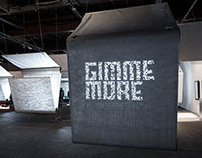 'Gimme More' at Eyebeam