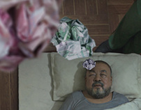 Ai Wei Wei The Fake Case Movie Poster