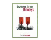 Rock Kauffman's Urbanhouse Holiday Postcard