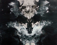 Order Of The Cosmos (After Rorschach)