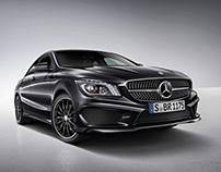 Mercedes-benz 250 CLA