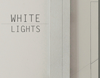 WHITE LIGTHS - artistic installations