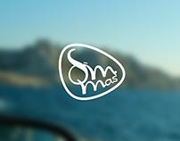 Self logo/screen printed