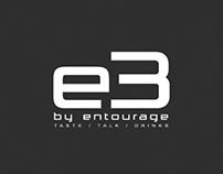 E3 by Entourage (Branding)