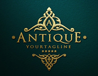 Antique Luxury Logo