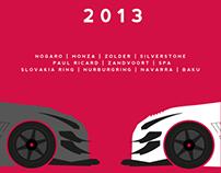 Nissan Summer Tour Poster