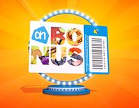 Albert Heijn - De nieuwe Bonuskaart