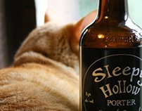 Sleepy Hallow Porter Label