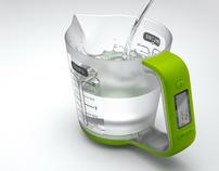 SmartMeasure - Digital Measuring Cup