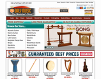 Daly Music • California • The Musicians Store TM