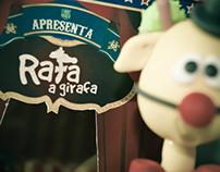 Rafa, a girafa - Toy Art