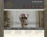 Special - Responsive Vintage WordPress Theme