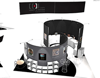 Various concepts for exhibition stands