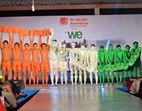 'WE WISH YOU PEACE' Fashion Show