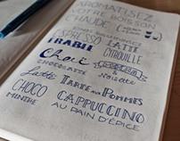 TYPO COFFEESHOP