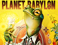 PLANET BABYLON - POSTER II