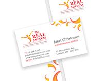 Be Real Success . Branding & Website