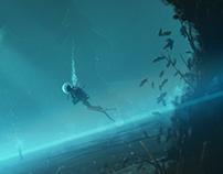 Contact in Abyss - Luminarium XXII
