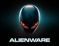 Alienware Landing page