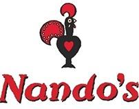 Nando's  Festive Radio Campaign (2013)