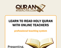 Quran Interactive Emails