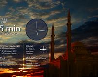 Salah Explorer Windows8 App