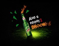 Mountain Dew - DHOOM3