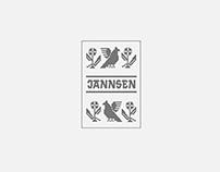 Type Design / Jannsen Font (Free)