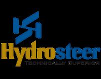 Hydrosteer Logo design