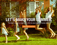The Home Depot - Let's Make Your Summer
