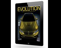 Doncaster BMW Evolution iPad App