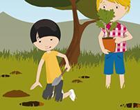 Arbor Day - Día del Árbol