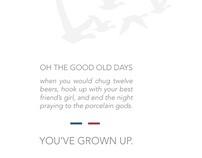 Grey Goose Print Ads