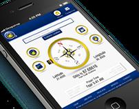 Prayers Time App Design