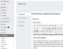 Flash Dash WordPress 101