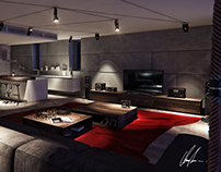 appartement remake  by beef architect