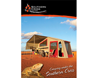 Southern Cross Campers Brochure