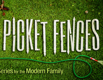 White Picket Fences Series Design
