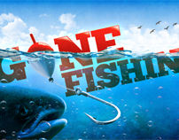 Gone Fishin' Series Design