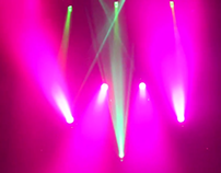 Automated Lighting: Music & Speaking