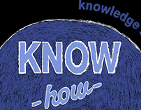"""Know How Show How"" knowledge sharing network"