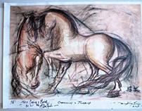 Art illustration engraving