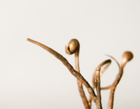 typo sculpture