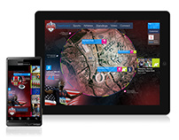 2012 Olympics - NBC Companion App Concept